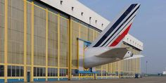 Who wants to play hide and seek with me? - A380 Air France