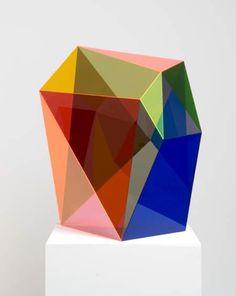 acrylic plastic art - Murdoch Uni Gemma Smith 2008