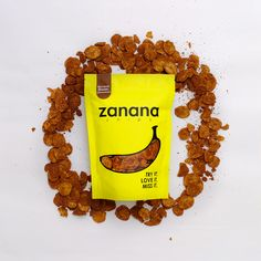 My works for Zanana Chips, a classy banana chips. Banana Chips, My Works, Classy, Chic