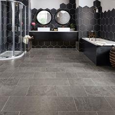 Luxury Vinyl Flooring Karndean Flooring Vinyl Tiles Vinyl Tile Flooring Bathroom Flooring Kitchen Floors Natural Stones Bathroom Ideas Vinyls