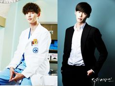 My Love From Another Star, Doctor Stranger, Lee Jong Suk, The Heirs, Pretty Little Liars, Gotham, Sherlock, Plays, Kdrama