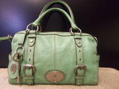 Beautiful large Fossil purse