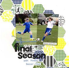 Scrappin' Sports & More: Final Season