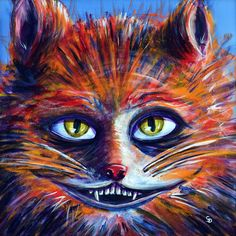 AAiW: Cheshire Cat