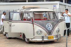 Volkswagen Type 1 Split Pick-up double cabine | Flickr - Photo Sharing!