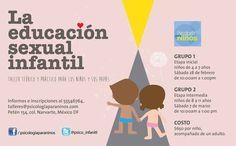 """¡Buenos días! Iniciamos el taller de """"La educación sexual infantil"""" Con los peques de 4 a 7 años y sus papás. Sábado 28 de febrero. #TallerEducaciónSexual #Papás #Hijos #Educación #Crianza #México #DF #Narvarte #Mamás"""