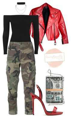 """""""Untitled #758"""" by lexceptionallystyled on Polyvore featuring Boohoo, RE/DONE and Alexander Wang"""