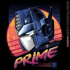 """Rad Convoy"" by Vincent Trinidad Optimus Prime Megatron must be stopped. Optimus Prime, Transformers Optimus, Transformer Tattoo, Day Of The Shirt, Futuristic Art, Amazing Spiderman, Retro Futurism, Retro Art, Marvel Characters"