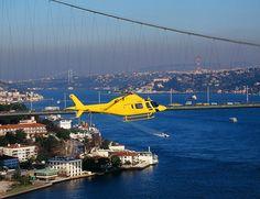 www.russkiygidvstambule.com Индивидуальные экскурсии по Стамбулу на вертолете. Исмаил Мюфтюоглу