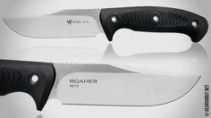 Steel Will Knives анонсировала новую серию аутдор ножей с фиксированным клинком - Roamer