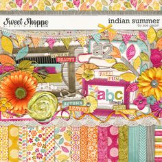 Indian Summer by Zoe Pearn