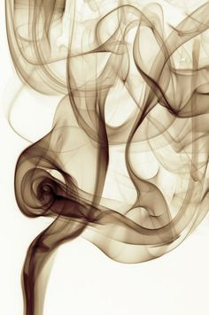 I love curves and swirls and circles. They are full of movement and they are pleasing to the eye. They can be sweet or seductive. They can be slow or dizzying. Watching smoke curl entrances me. I especially love it if it's sultry incense. By Bryan Steffy