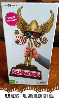Schmovie movie party game