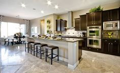 Home Features   Botticelli   New Home in The Club at Madeira Canyon   Pulte Homes
