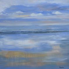Image result for abstract sea painting