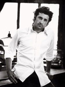 Patrick Dempsey...take me for a ride on your lawnmower ;)