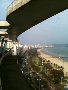 Cidade de Santos > photo Roberto Wagner