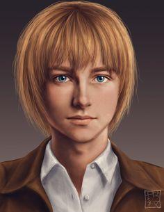 Armin Arlert by trixdraws.deviantart.com on @deviantART