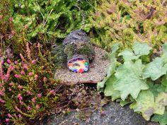 Fairy Homes, Sculptures, Homemade, Heart, Nature, How To Make, Fairy Houses, Naturaleza, Home Made