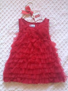 Check out this listing on Kidizen: NWT Mud pie Dress 9-12 Mo