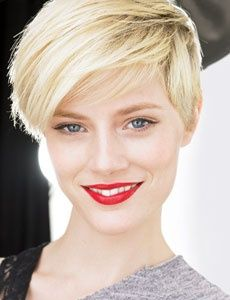 Pixie Cut - How to wear a pixie cut according to your face shape