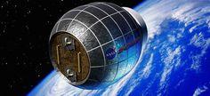 Un módulo ruso inflable para la la estación espacial internacional El pasado enero la