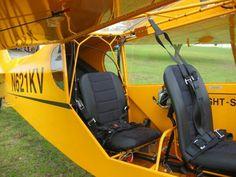 Savage Cub 2 seat Piper Aircraft, Ww2 Aircraft, Military Aircraft, Piper J3 Cub, Ultralight Plane, Kit Planes, Aviation Engineering, Bush Plane, Savage