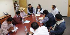 Sinfra coordina actividades con autoridades municipales de Afodepo