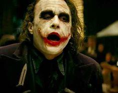The Joker played brilliantly by Heath Ledger in The Dark knight Heath Ledger Batman, Heath Ledger Joker, Cut For Bieber, Scarecrow Batman Begins, Braces Humor, Smoking A Blunt, Joker Und Harley, Harley Quinn, Watch The World Burn