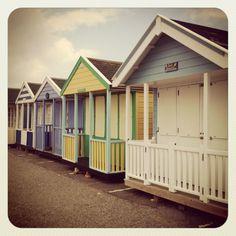 #Southwold #Beach huts