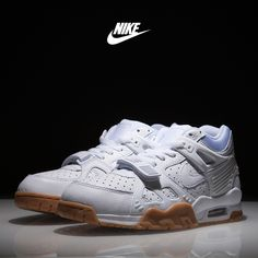 What we sayin  to the Nike Air Trainer 3 in white  amp  gum  bce1017496