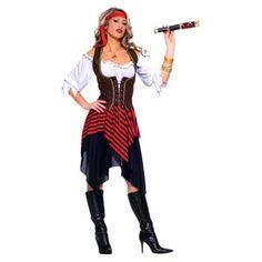 Sweet Buccaneer Costume #Halloween