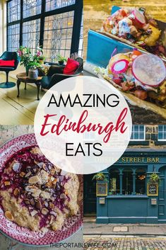 This Edinburgh travel guide covers the best Edinburgh restaurants. Eating at a traditional Scottish pub is a must, but be sure to try these Edinburgh hidden gems during your next Scotland travel! Foodie travel Where to Eat in Edinburgh on Your First Visit Scotland Travel Guide, Scotland Vacation, Scotland Trip, Ireland Vacation, Ireland Travel, Edinburgh Travel, London Travel, Travel Europe, Edinburgh Winter