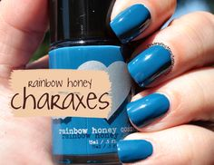 Manifest Destany: Rainbow Honey Charaxes swatches+review