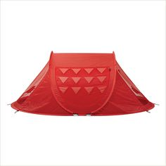 METI MONSTER 텐트 측면