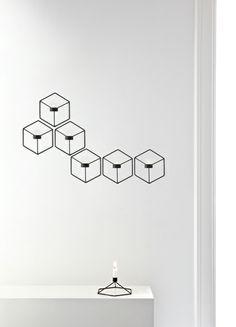 A diferent Point Of View Menu, Danish design.