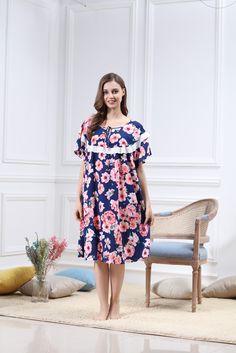 18f63c6c94f0 Women s Sleepwear ·  Cotton  Sleepwear  Skirt  vDress  HomeService  Soft   Bedwear  FivePointsSleeves
