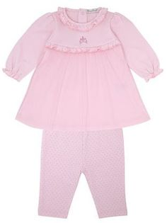 63b90c748f97b Kissy Kissy Make Believe Dress and Leggings Set Kids Pajamas