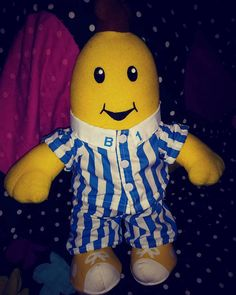 Hey, I found this really awesome Etsy listing at https://www.etsy.com/listing/524937521/bananas-in-pyjamas-pajamas-b1-tomy-toys
