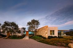 minimalistische Hausarchitektur –Küstenhaus in den USA   Villa ...