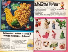 Garage Sale Finds: Reader's Digest Condensed - December 1968 Vintage Ads Food, Orange Juice Concentrate, Candy Popcorn, Garage Sale Finds, Christmas Albums, Readers Digest, December, Easy Meals, Quick Easy Meals