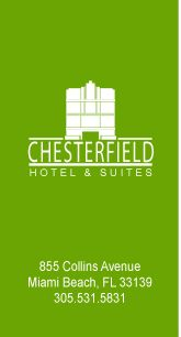 Chesterfield Hotel, Suites & Spa