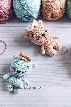 FREE crochet pattern #amigurumipattern #amigurumi #crochettoy #crochetpattern #crochetbear #amigurumibear #amigurumitoy Quick Crochet, Free Crochet, Crochet Baby, Tunisian Crochet, Knit Crochet, Crochet Crafts, Crochet Dolls, Crochet Shoes, Crochet Projects