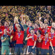 Spain National Soccer Team