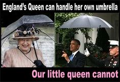 The Tale of Two UMBRELLAS