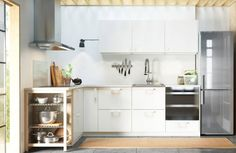 In-store Range Kitchen METOD 2015/2016