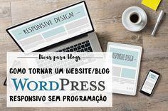 Websites/blogs responsivos não são apenas mais uma tendência passageira.  Eles estão se tornando a norma no meio digital.  A capacidade de um site se adaptar à todos os tamanhos de tela deve ser uma prioridade de qualquer desenvolvedor.