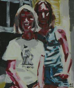 John Lennon, David, Painting, Art, Art Background, Painting Art, Kunst, Paintings, Performing Arts