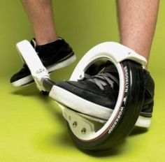 Skate cycle  (gadgets, ideas, inventions, cool, fun, amazing, new, interesting, product, design, clever, practical, useful, brilliant, genius, sport, fun, playing)