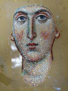 Mosaic Art, Mosaic Glass, Mosaic Portrait, Mosaic Flowers, Byzantine Icons, Art Icon, Orthodox Icons, Wooden Wall Art, Sacred Art